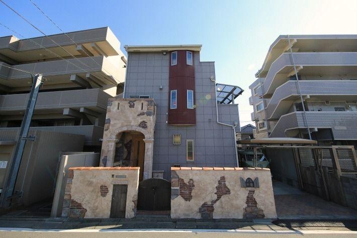 リノベーションで戸建を城に 面白い中古戸建 上尾市・宮本町