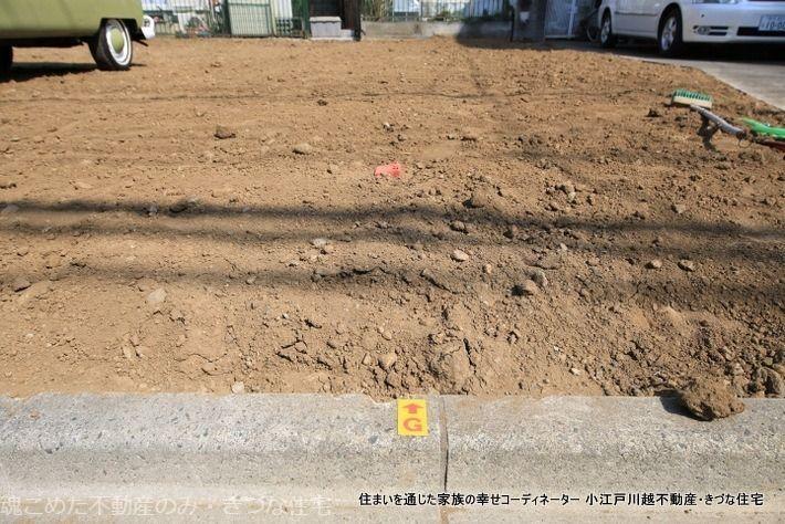 武州ガスの都市ガスが利用できる土地です。
