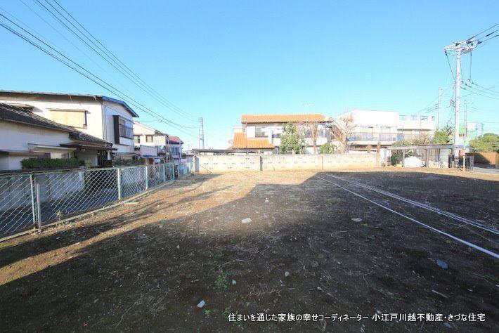 鶴瀬西二丁目 売地 つるせ台小学校学区